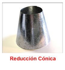 REDUCCION CONICA CHAPA